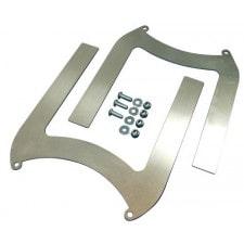 Kit Fixations Aluminium Revotec pour Ventilateur SPAL 280mm