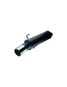 Rear Exhaust / Muffler Universal outlet 100mm