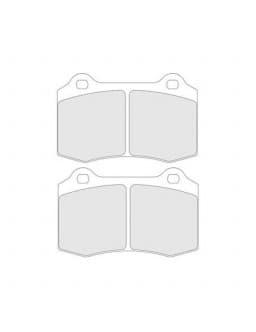 Plaquettes de Frein CL Brakes RC6 étrier avant Brembo Peugeot 406