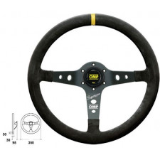 OMP Corsica Superleggero Steering Wheel 350mm