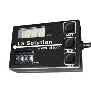 ATB LA Solution Regulator for VH Trip and VH Trip Twin Tripmeter