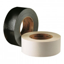 Scotch tape roll Eco 50mm x 50M Black Gaffer