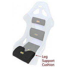 OMP Black Leg Support Cushion