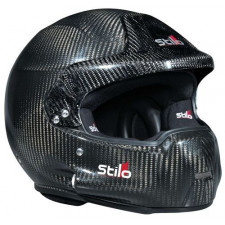 Casque Intégral Stilo FIA ST4 Rally Carbon Clips Hans + Intercom / Radio