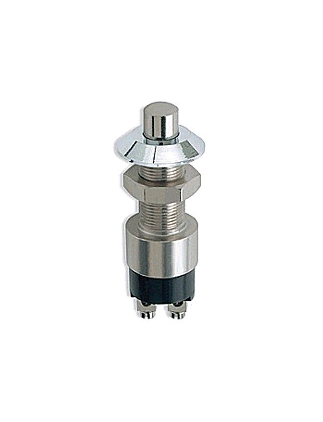Spot / Switch Button Chrome-plated 30A