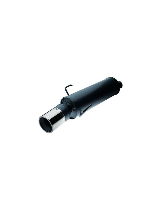 Rear Exhaust / Muffler BMW E46 318is After 1998 Outlet 100mm