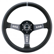 Sparco L777 Leather Steering Wheel