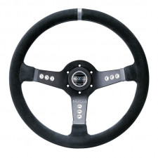 Sparco L777 Suede Steering Wheel