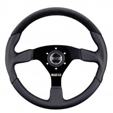Sparco L505 Suede / Leather Steering Wheel
