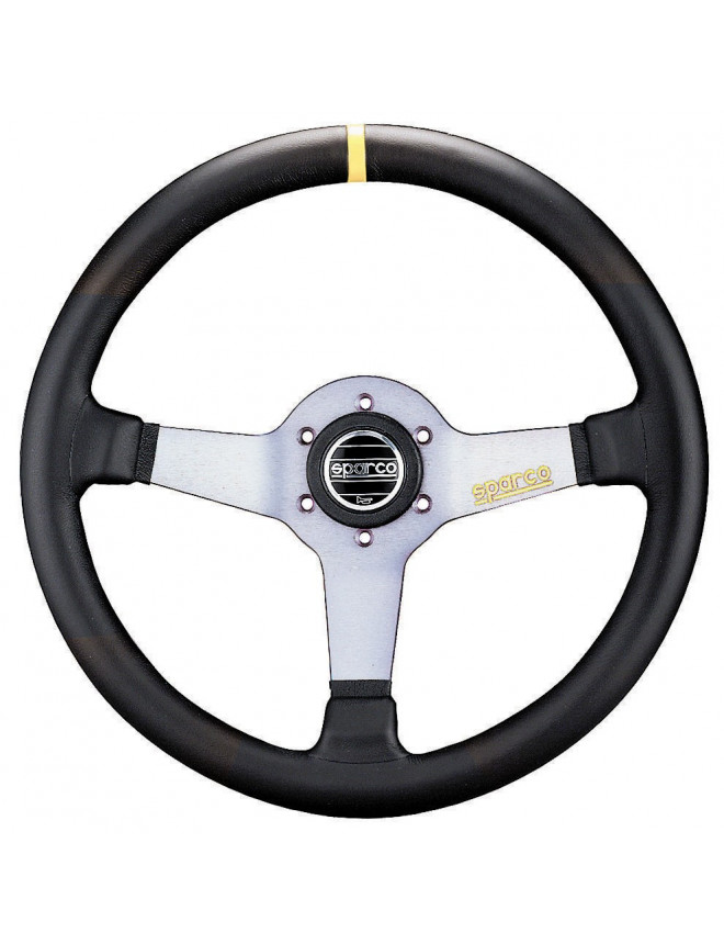 Sparco L550 Leather Steering Wheel