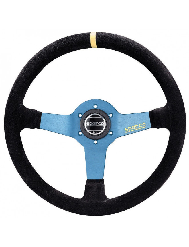 Sparco L550 Suede Steering Wheel
