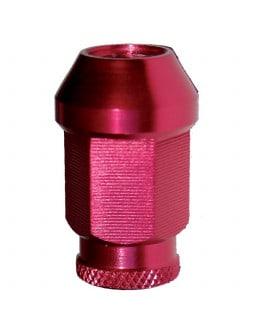 Dado Conico Aperto 12x125 Allu Rosso X20