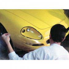 Film de Protection Invisible pour Carrosserie 210 Microns 152 x 50Cm