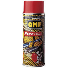 OMP 800° Red High Temperature Paint / Spray