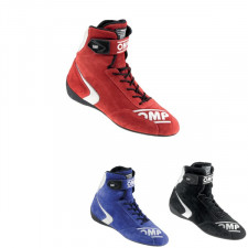 OMP First High FIA Boots