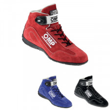 OMP Co-driver FIA Boots