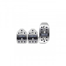 Sparco Reflex 3 Pedals Kit Displaced Accelerator Pedal