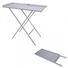 Table de Stand Pliante Hauteur 83cm / Longueur 95cm largeur 45cm