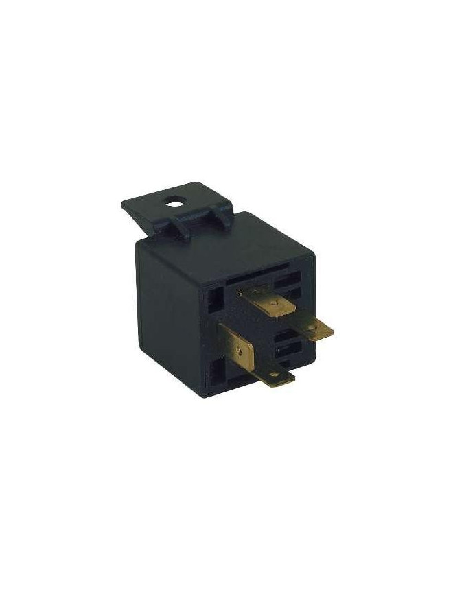Electric Relay ON / OFF 30 Ampere 12V 4 Pins