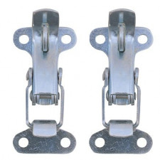 Fastenings Capot Type Steel Claw (Pair)