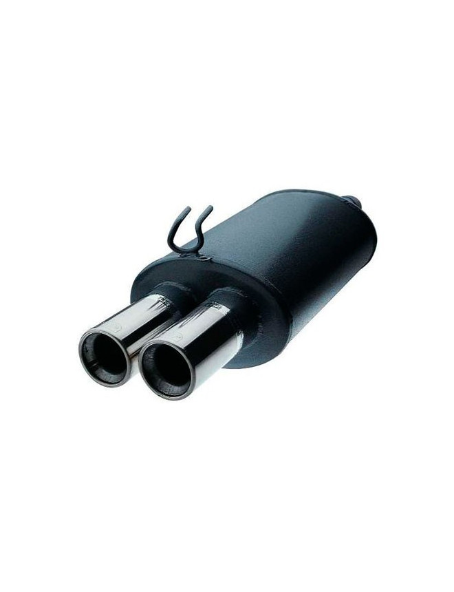 Rear Exhaust / Muffler Fiat Punto Phase 2 1.2 16S Sporting