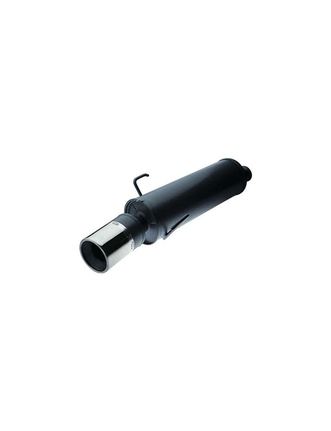 Rear Exhaust / Muffler Citroën Saxo 1.6 16S outlet 100mm EEC Approved Before 2000
