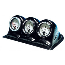 3 Revotec Gages Bracket Look Carbon
