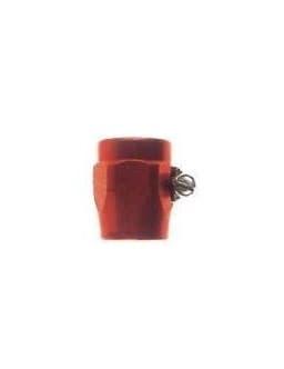 Collare Serflex Goodridge Anodizzato Rosso