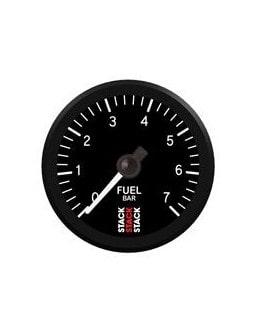 Manomètre Stack Pression Essence 0-7 Bars Pro Electrique
