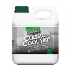 EVANS Classic Cool Waterless Coolant specially for Classic Cars 2 Liters