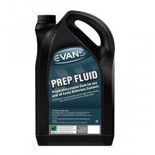 Preparazione Svuotamento Liquido di raffreddamento EVANS 5L