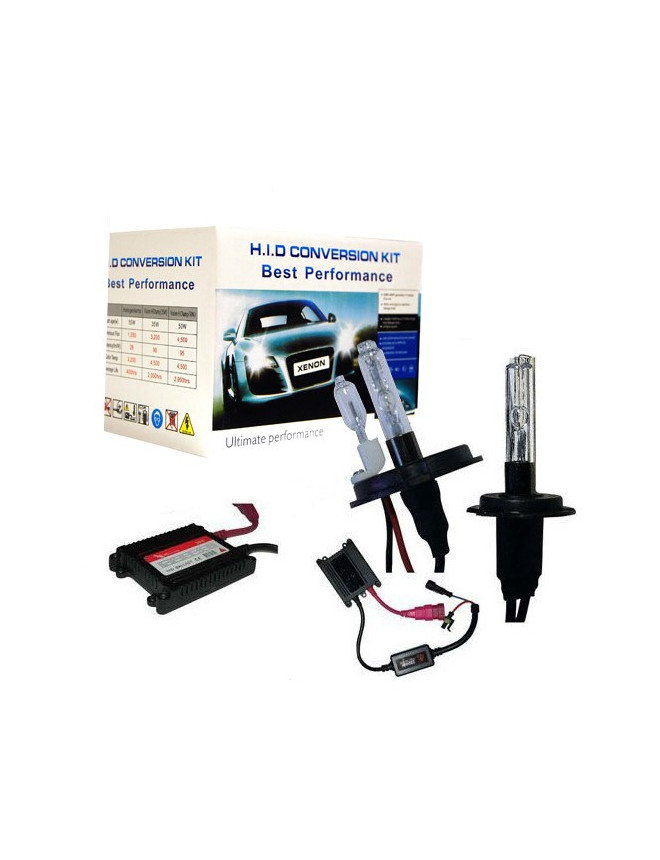 Kit Conversion Xenon OBD SLIM H4 35W/6000K