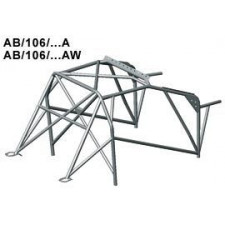 Structure Multipoints Arceau OMP Renault Clio RS Phase 2