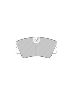 Plaquettes de frein Ferodo DS3000 avant pour CITROEN Saxo 1.6 Cup 02.96 - 12.00 étrier LUCAS/TRW
