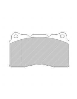 Plaquettes de frein Ferodo DSUNO avant pour ALFA ROMEO 147 3.2 GTA 09.03 -  étrier BREMBO
