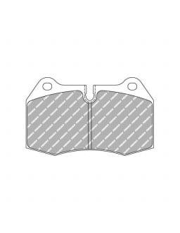 Plaquettes de frein Ferodo DS3000 avant pour HONDA Integra 2.0 16V type-R 02.02 -  étrier BREMBO