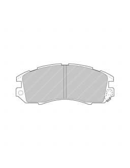 Pastiglie Freno Ferodo DS3000 Anteriore Subaru Impreza 1.8