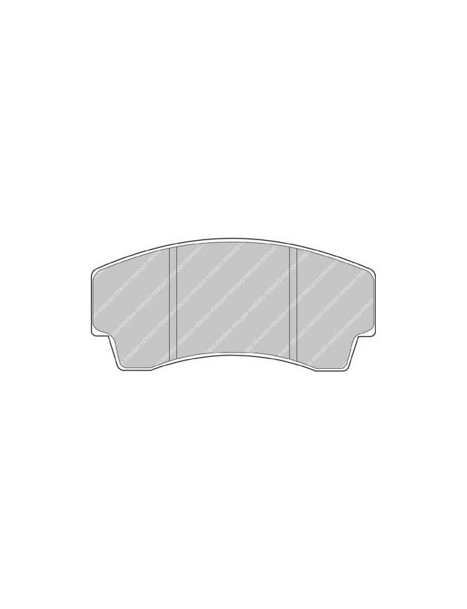 Ferodo DS 3000 brake pads front for PEUGEOT 206 1.6 XS Coupe 01.02 -