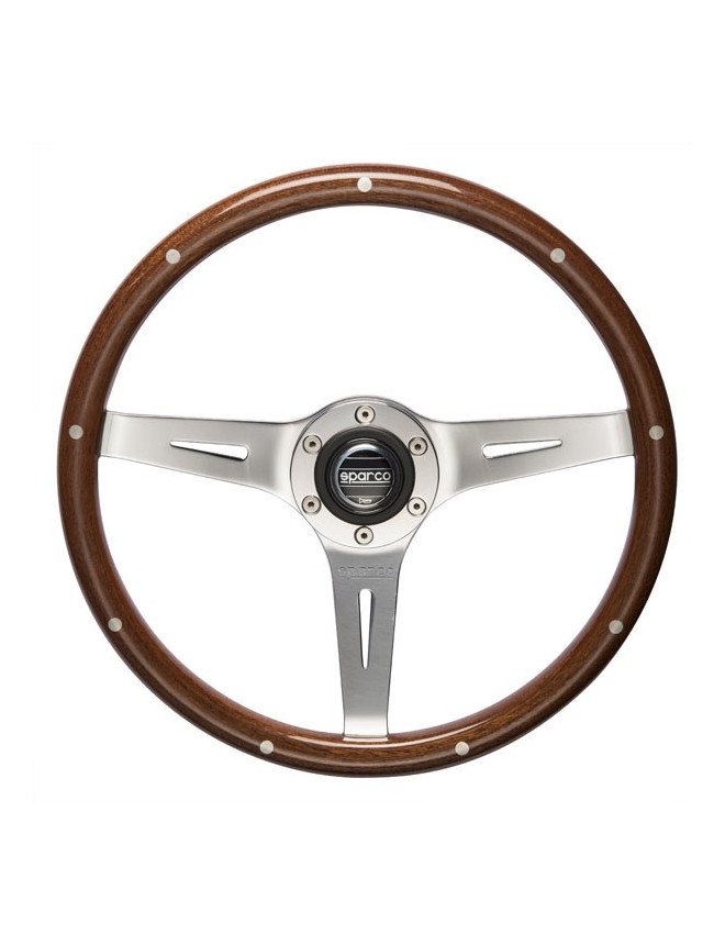 Sparco San Remo Wooden Steering Wheel 355mm