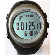Fastime RW3 Stopwatch / Watch for Co-driver