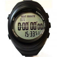 Fastime RW3 Black Stopwatch / Watch for Co-driver