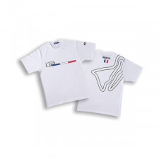 T-Shirt Sparco Warm-Up France