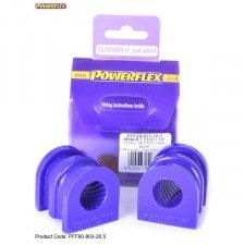 Powerflex Barre Anti-Roulis 20.5 Clio 3 RS 2005-2012 (2 Pièces)