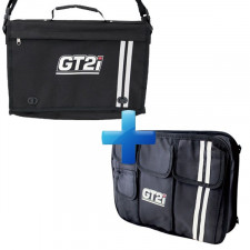 Pack Copiloto Cartera + Racebag