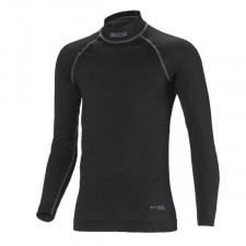 SPARCO Nomex RW-9 FIA Long Sleeved Black T-shirt
