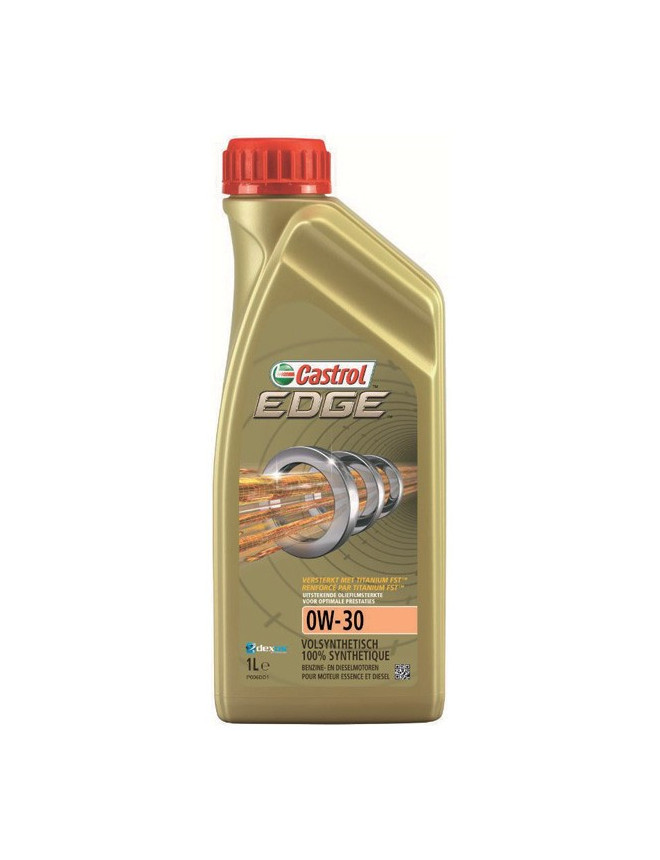 Engine Oil Castrol Edge FST 0W30 1L