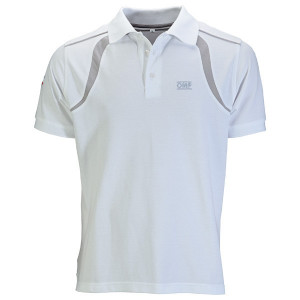 OMP Racing Spirit Polo in cotton