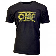 T-Shirt OMP Black