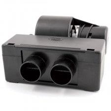 Siroco Heating Valve 16mm 10bar max 130°