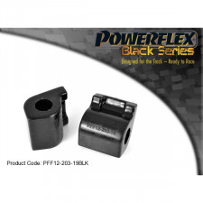 Silent bloc Powerflex Black Anti-Roulis Avant 19mm Citroën C2 (2 Pièces)
